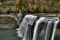 Картинка пейзаж, река, водопад