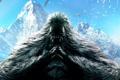 Картинка Облака, Горы, Взгляд, Снег, Птицы, Мех, Ubisoft