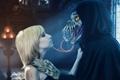 Картинка язык, девушка, монстр, чудовище, нежить