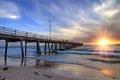 Картинка море, пейзаж, мост, South Australia, Adelaide, Grange