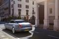 Картинка дорога, city, город, движение, Jaguar, перекресток, 2012