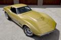Картинка авто, Corvette, Chevrolet, классика, 1970, Stingray