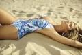Картинка песок, купальник, melissa giraldo