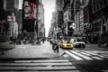 Картинка Manhattan, Times Square, New york, Taxi