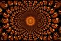 Картинка узоры, спираль, круг