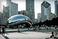 Картинка парк, америка, чикаго, Chicago, Illinois, сша, Skyline