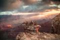 Картинка природа, каньон, скалы, панорама