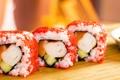 Картинка рыба, рис, икра, rolls, sushi, суши, fish