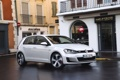 Картинка Авто, Город, Белый, Volkswagen, Машина, Golf, GTI