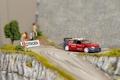 Картинка Машина, Люди, Citroen, WRC, Ралли, Sebastien Loeb, Подъем