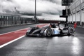 Картинка трасса, спорткар, болид, ниссан, Signatech Nissan, LMP2