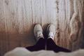 Картинка ноги, обувь, кеды, шнурки
