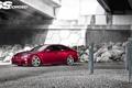 Картинка красный, Lexus, red, IS-F, лексус, Forged, ISS