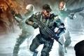 Картинка оружие, солдаты, art, наемники, PlayStation Vita, Killzone: Mercenary, Guerrilla Cambridge