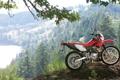 Картинка мотоциклы, мото, Honda, moto, кросс