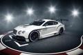 Картинка Concept, блики, Continental, GT3, front, бентли, континенталь