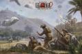 Картинка война, британцы, Men of War, Лис Пустыни, В тылу врага 2