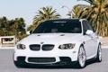 Картинка BMW, Белая, Обои, Sedan, E90, Concept One