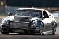 Картинка тачка, красивая, Cadillac-CTS-V Coupe 2011