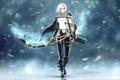 Картинка меч, Final Fantasy, Square Enix, lightning, Lightning Returns: Final Fantasy XIII