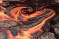 Картинка лава, плавительный, процес, Meltdown, магна