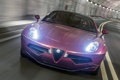 Картинка фары, Alfa Romeo, Touring, свет, вид спереди, огни, Disco Volante