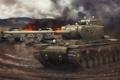 Картинка Тигр, Германия, танк, USSR, СССР, танки, Germany