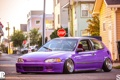 Картинка honda, хонда, tuning, civic, low, stance, цивик