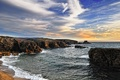 Картинка море, вода, камни, фото, океан, скалы, пейзажи