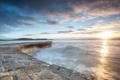 Картинка пейзаж, утро, море