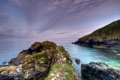 Картинка море, небо, пейзаж, природа, скалы