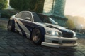 Картинка машина, игра, гонки, 2012, Need for speed, BMW M3 GTR, Most wanted