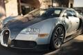 Картинка Bugatti, Veyron, боке, гиперкар