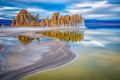 Картинка пейзаж, природа, озеро, Калифорния