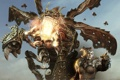 Картинка монстр, Gears of War, lambent