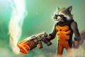 Картинка marvel comics, Rocket, raccoon, Guardians of the Galaxy