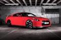 Картинка car, nissan, GTR, black-red