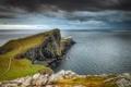 Картинка autumn, scotland, sea