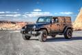 Картинка дорога, пустыня, внедорожник, США, автомобиль, Невада, Wrangler