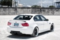 Картинка белый, бмв, BMW, white, Sedan, Active Autowerke, (E90)