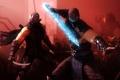 Картинка битва, crossover, mortal kombat, ryu hayabusa, Sub-zero, ninja gaiden