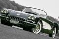 Картинка car, машина, авто, Corvette, Chevrolet, тачка, С1 1953-62