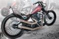 Картинка дизайн, стиль, фон, HDR, мотоцикл, форма, байк