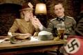 Картинка фильм, бесславные ублюдки, немцы, ужин, фрау