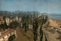 Картинка карта, арт, World of tanks, WoT, Мир танков, загрузочный экран, Южный берег