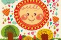 Картинка Радость, Душа, Счастье, Детство, Happy World, Солнышко