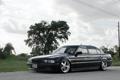 Картинка обои, бмв, Car, wallpapers, E38, BMW 740
