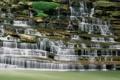 Картинка вода, природа, камни, водопад, waterfall