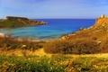 Картинка море, природа, фото, побережье, Мальта