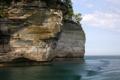 Картинка скала, Море, красиво